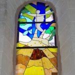 Le nouveau vitrail de l'église Saint-Aignan est l'œuvre d'un calliacien