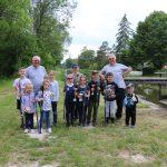 Initiation et concours de pêche