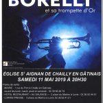 Concert Jean-Claude Borelly
